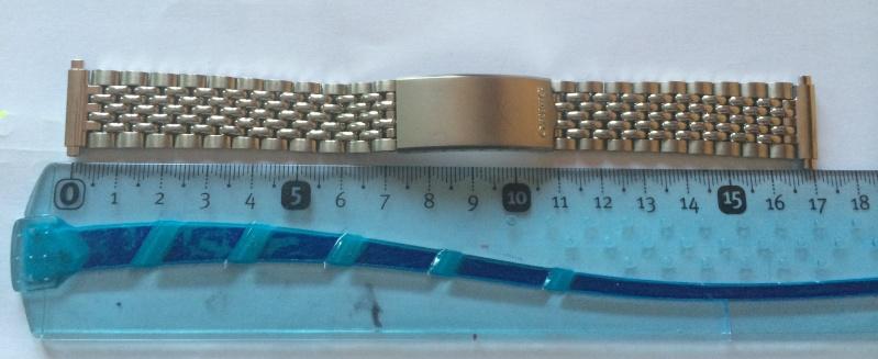 Bracelet grain de riz Seiko en 22mm 65€ Img_0011