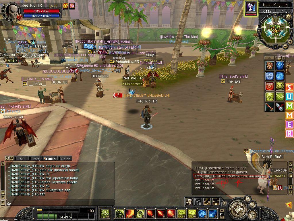 [Red_Kid_TR] Killed İSYUTARU From KARAKORAM Sro20010