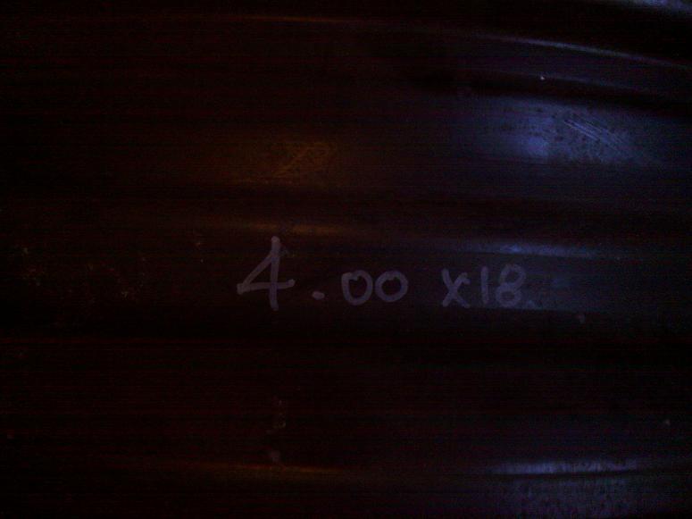 """JANTE DYMAG 4"""" ROULEMENTS couronne disque Dymag_17"""