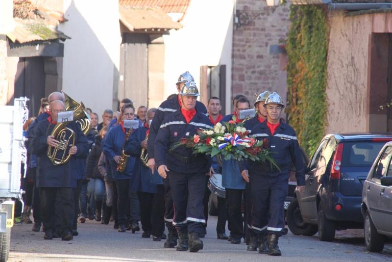 Célébration de l'armistice à Wangen le lundi 11 novembre 2013 11_nov12