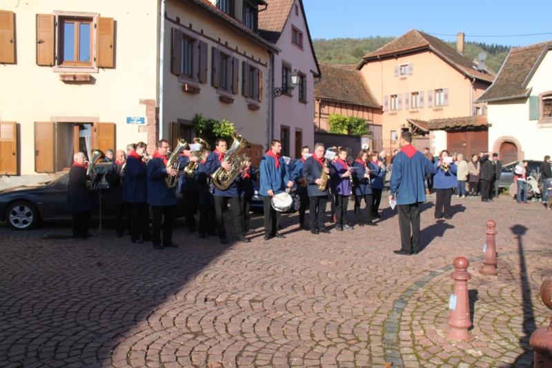 Célébration de l'armistice à Wangen le lundi 11 novembre 2013 11_nov16