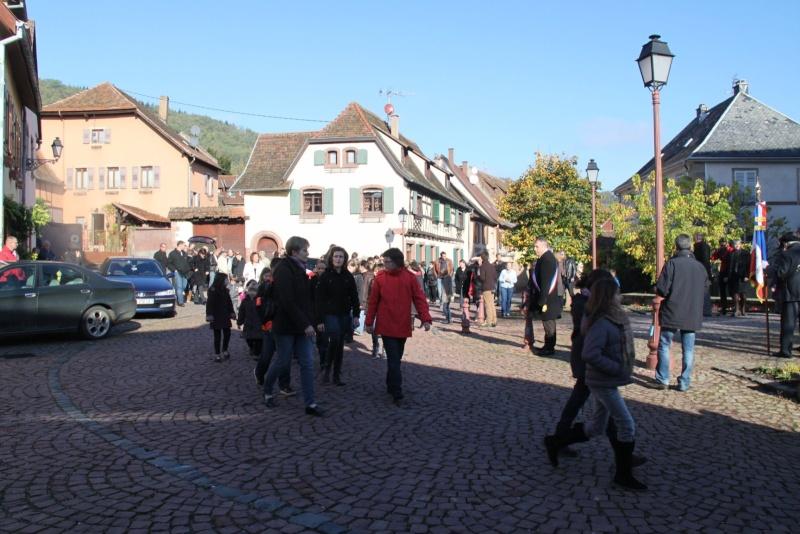 Célébration de l'armistice à Wangen le lundi 11 novembre 2013 11_nov37