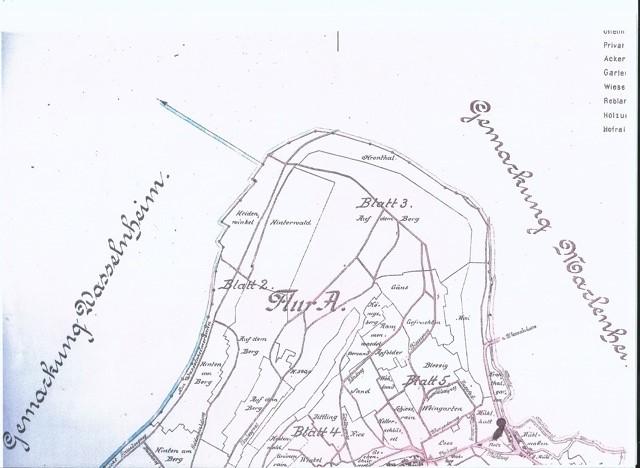 Les lieux-dits de Wangen Carte_10
