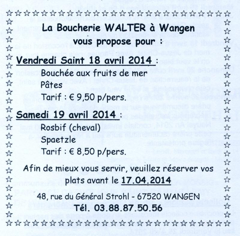 La Boucherie Walter à Wangen Image020