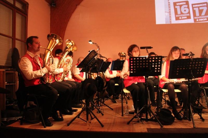Concerts d'automne de la Musique Harmonie de Wangen les 16 et 17 novembre 2013 Img_4726