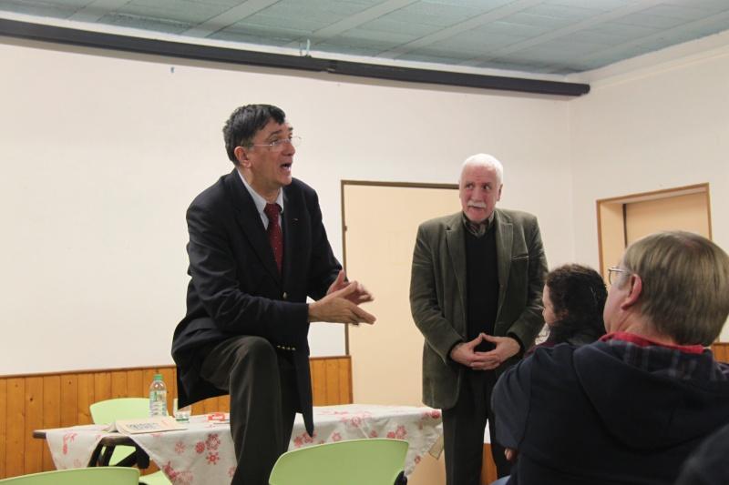 Conférence sur les légendes,traditions et croyances populaires en Alsace par Freddy Sarg le 28 février salle des fêtes de Wangen. Img_9836