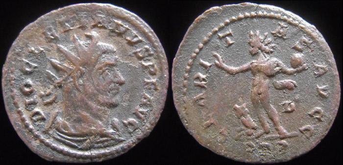 Aureliani pour Trèves de Dioclétien et de ses corégents  - Page 3 Diocle10