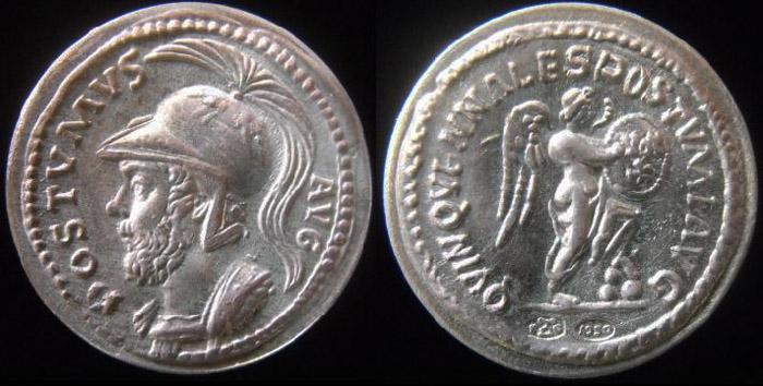 Faux, Copies , Reproductions modernes et Médailles commémoratives - Page 2 Postum10