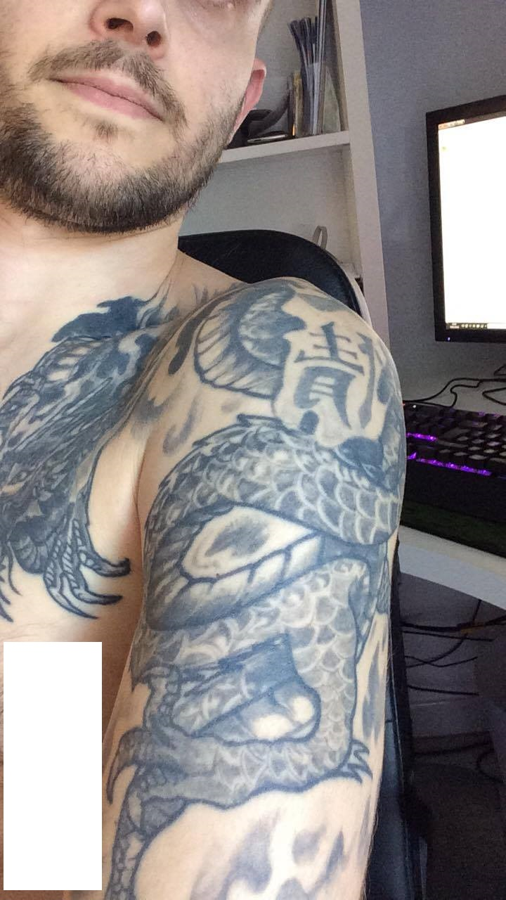Montrez vos tattoo ! 17357011