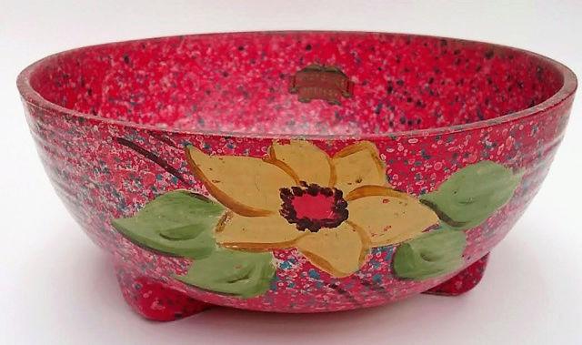 Glen Afton Shape 27 Fruit Bowl and Shape 66 Shell Vase 27_fru10
