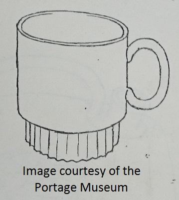 3070 Tractor Tyre Mug drawing 3070_t11