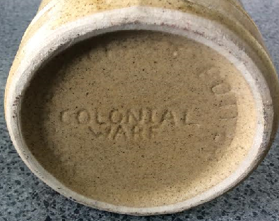 Adelaar Colonial Ware Lion Extra Stout mug Adelaa10