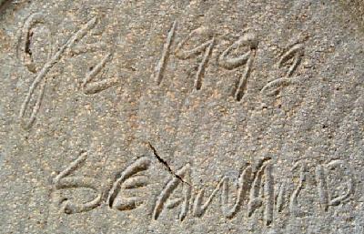 Seaward Pottery ~ Juanita Edelmann mark Edelma10