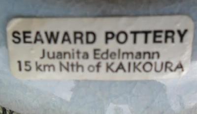 Seaward Pottery ~ Juanita Edelmann mark Seawar10
