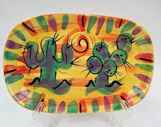 Stage Artware Cactus dish Stage_12