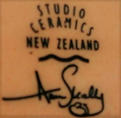 Ann Skelly Fez Orange mug Studio10