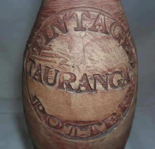Is this Tintagel pottery mark ? Tintag10