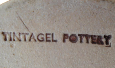 Is this Tintagel pottery mark ? Tintag11