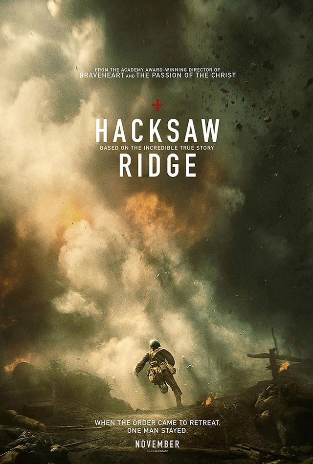 Hacksaw Ridge Poster10