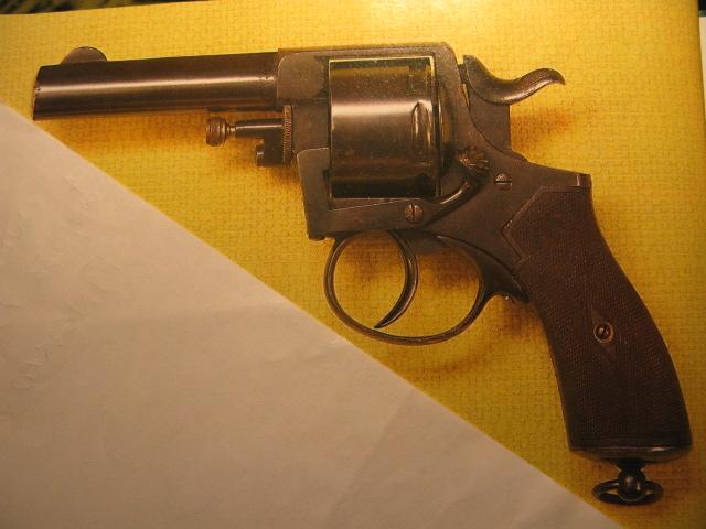 revolver de postier Grand104
