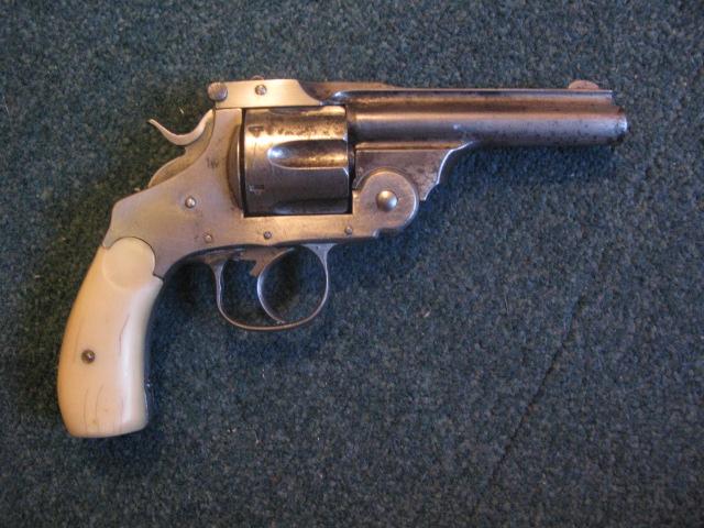 Remise en état d'un Smith & Wesson Orbéa Hermanos Grand106
