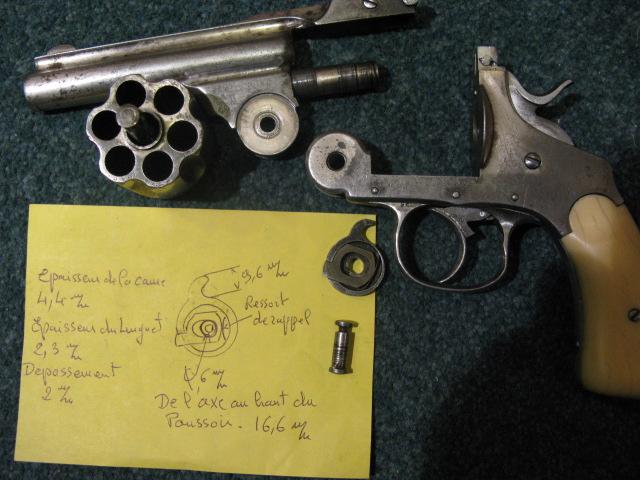 Remise en état d'un Smith & Wesson Orbéa Hermanos Grand108
