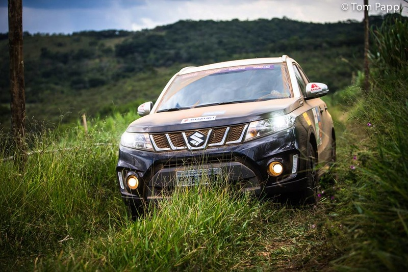 VITARA WITH SUZUKI OFF ROAD RALLY BRASIL 17311110