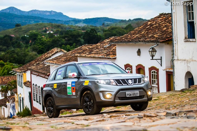 VITARA WITH SUZUKI OFF ROAD RALLY BRASIL 17358710