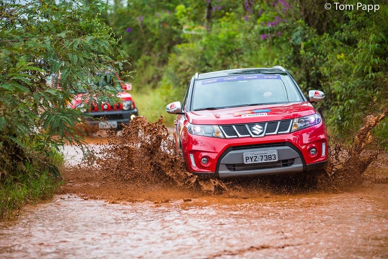 VITARA WITH SUZUKI OFF ROAD RALLY BRASIL 17389110