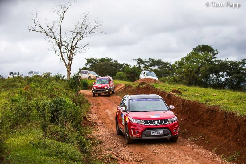 VITARA WITH SUZUKI OFF ROAD RALLY BRASIL 17389210