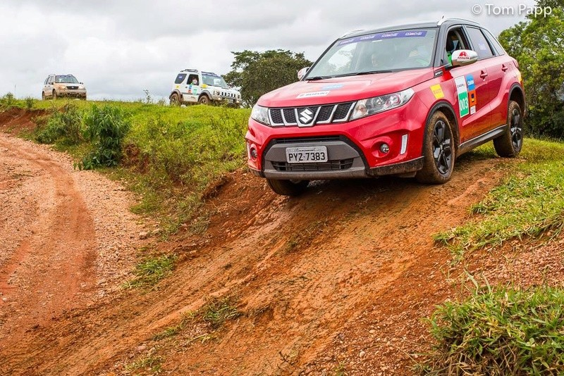 VITARA WITH SUZUKI OFF ROAD RALLY BRASIL 17390510