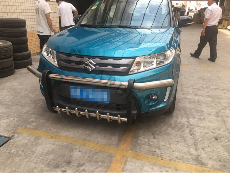 CHINESE FRONT AND REAR STAINLESS STEEL BUMPER BARS 211