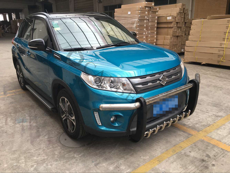 CHINESE FRONT AND REAR STAINLESS STEEL BUMPER BARS 313