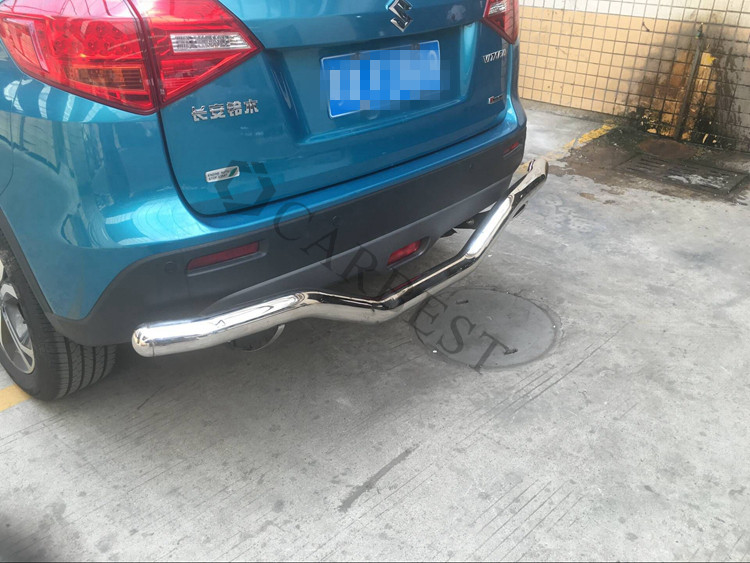CHINESE FRONT AND REAR STAINLESS STEEL BUMPER BARS 410