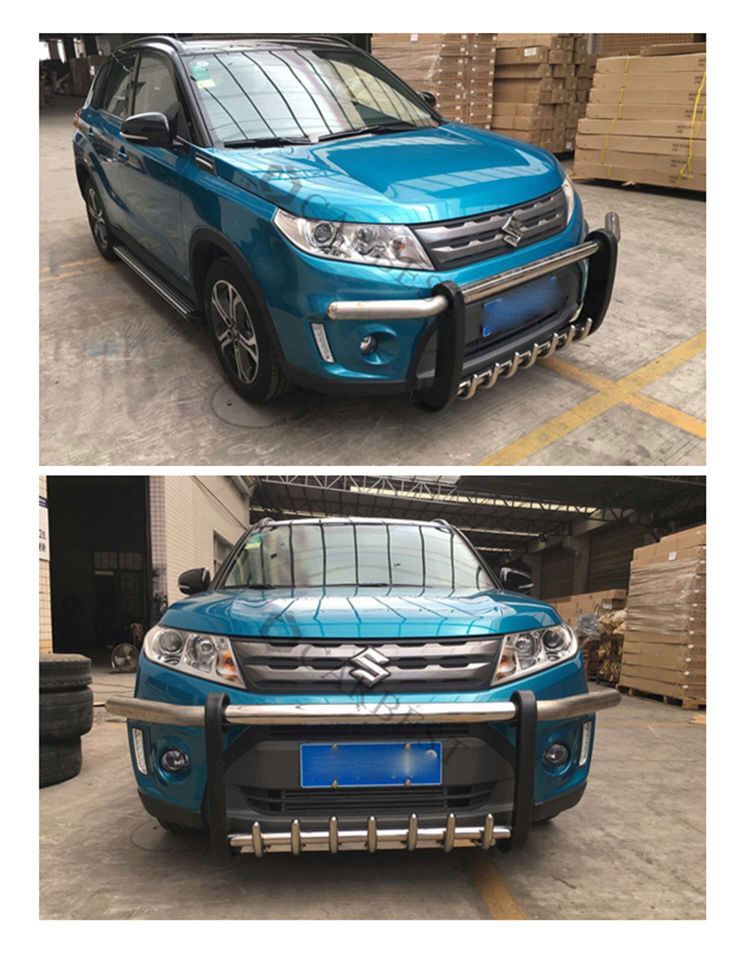 CHINESE FRONT AND REAR STAINLESS STEEL BUMPER BARS 911