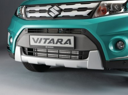 Front Bumper Skid Plate Short10