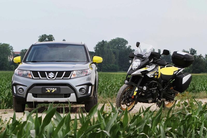 VITARA XT SUZUKI ITALY Suzuki41