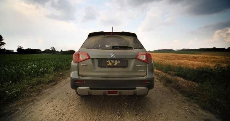 VITARA XT SUZUKI ITALY Suzuki49