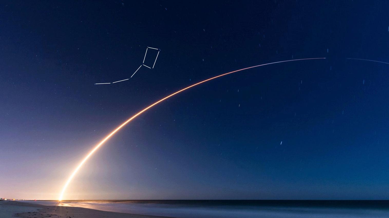 Falcon-9 (Echostar-23) - 16.03.17 [Succès] - Page 9 Falcon11