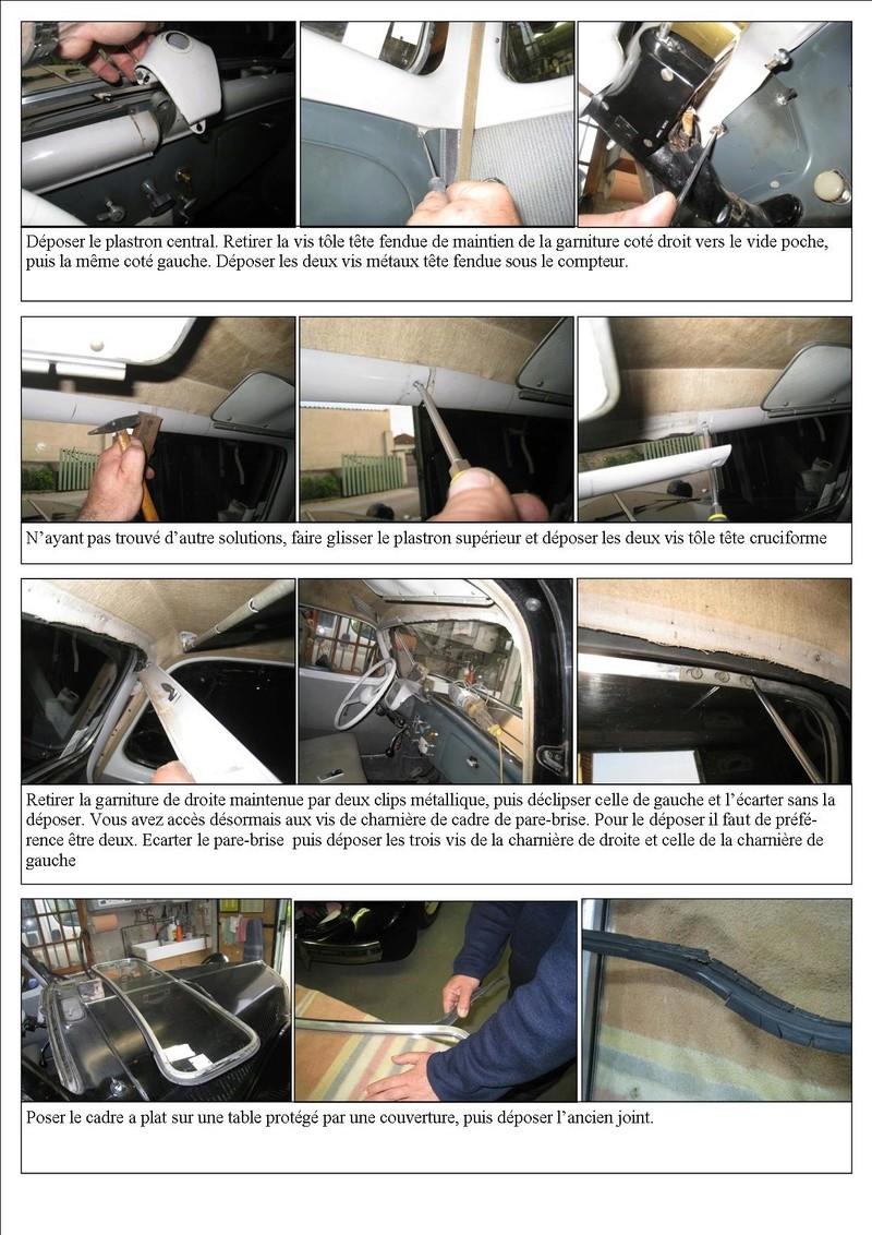 JOINT DE PARE BRISE TRACTION Page210