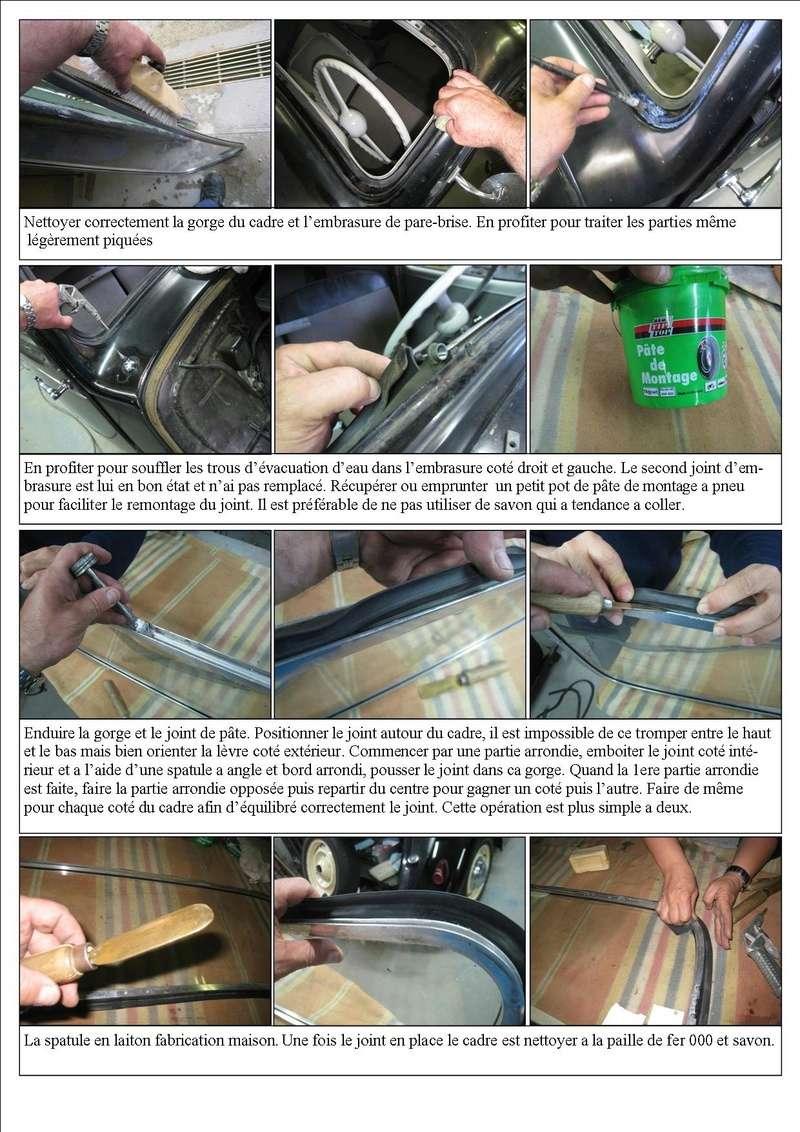 JOINT DE PARE BRISE TRACTION Page310