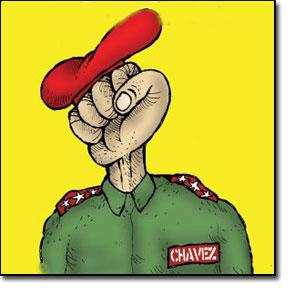 CARICATURAS - CASTRO-CHAVISMO - Página 4 Chavez11