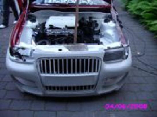 Umbau-Bericht mal anderes...17.11.2008 Audi10