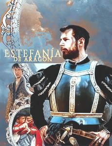 Estefanía de Aragón