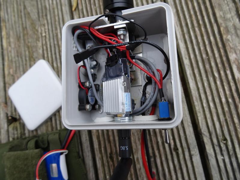 Caméra Wifi d'observation pour cibles Dsc02220