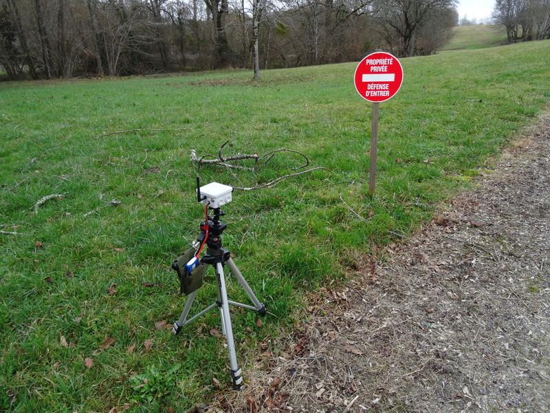 Caméra Wifi d'observation pour cibles Dsc02227