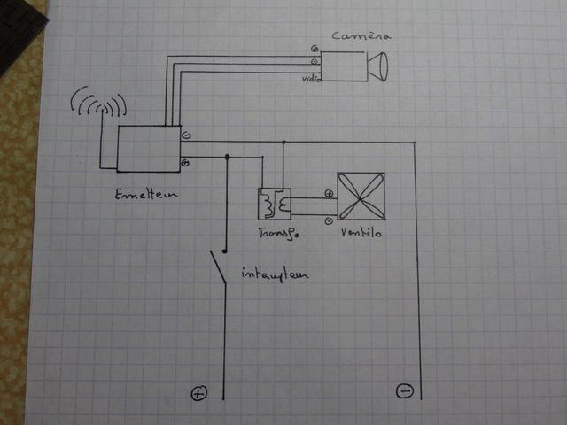 Caméra Wifi d'observation pour cibles Dsc02229