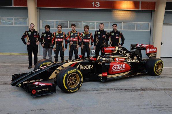 Campionato Mondiale F.1 2014 - TOPIC UNICO  - Pagina 7 Lotus_25