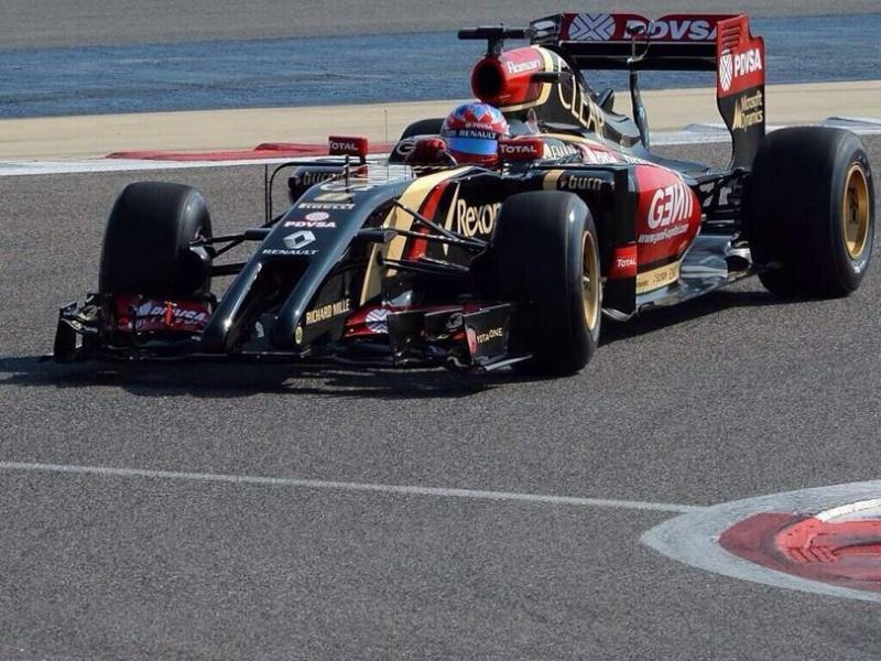 Campionato Mondiale F.1 2014 - TOPIC UNICO  - Pagina 7 Lotus_26