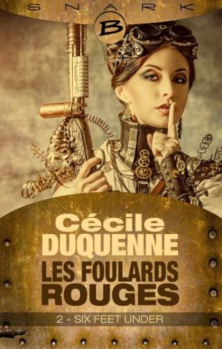 LES FOULARDS ROUGES (Saison 1 # Episode 2) SIX FEET UNDER de Cécile Duquenne 1402-f11